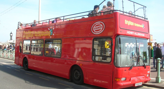 City Sightseeing Brighton Tickets buchen
