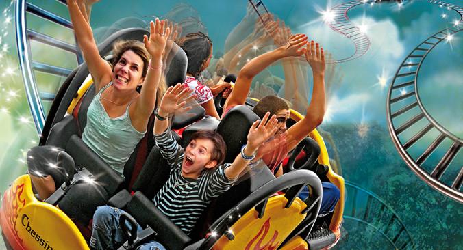 Chessington World of Adventures Tickets buchen