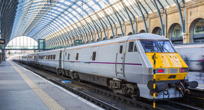 BritRail Flexi Pass Tickets buchen