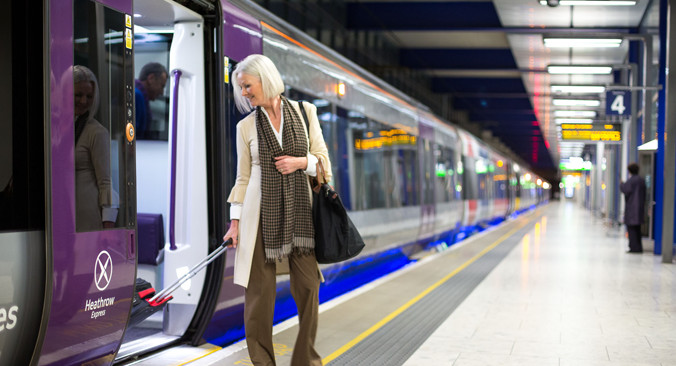 Heathrow Express Tickets buchen