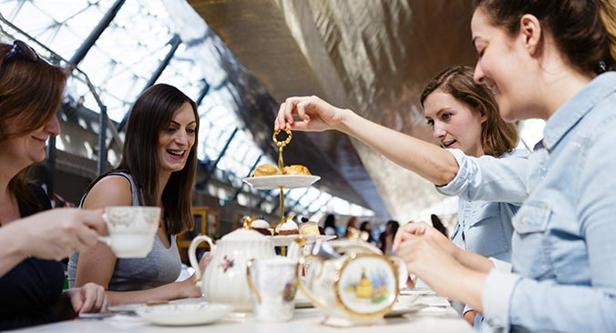 Afternoon Tea at Cutty Sark, Greenwich Tickets buchen