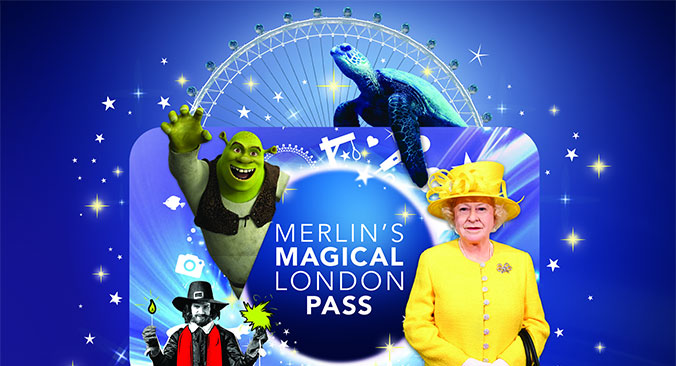 Merlins Magical London