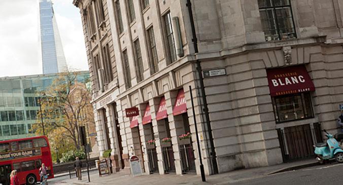 Brasserie Blanc Afternoon Tea Tickets buchen
