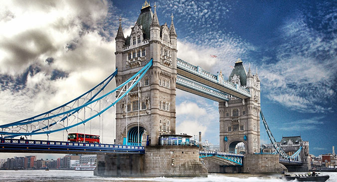 Tower Bridge Exhibition Tickets buchen