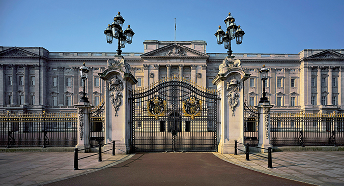 Buckingham Palace - Summer Opening Tickets buchen
