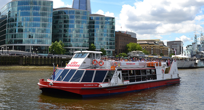 City Cruises Tickets buchen
