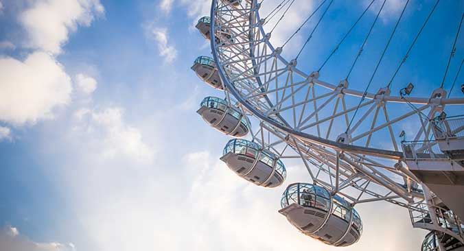 London Eye Tickets buchen