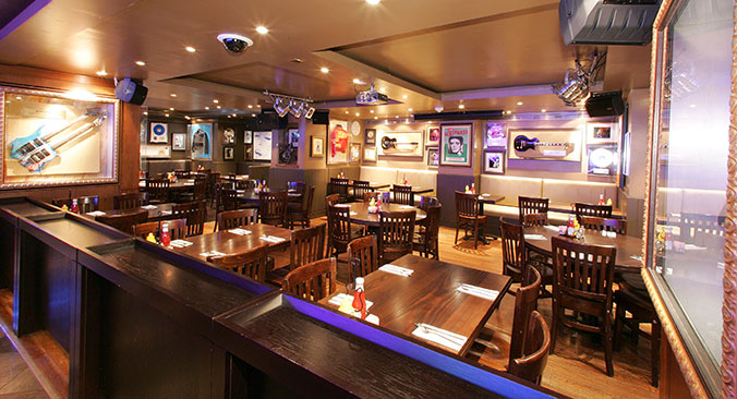 Hard Rock Cafe London Tickets buchen