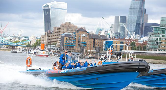 Thames Rush Tickets buchen