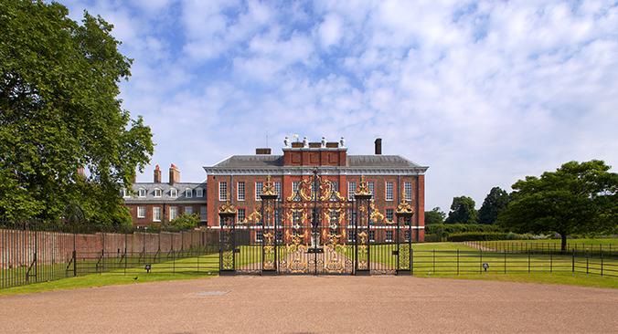 Kensington Palace Tickets buchen
