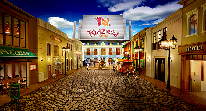 KidZania London Tickets buchen