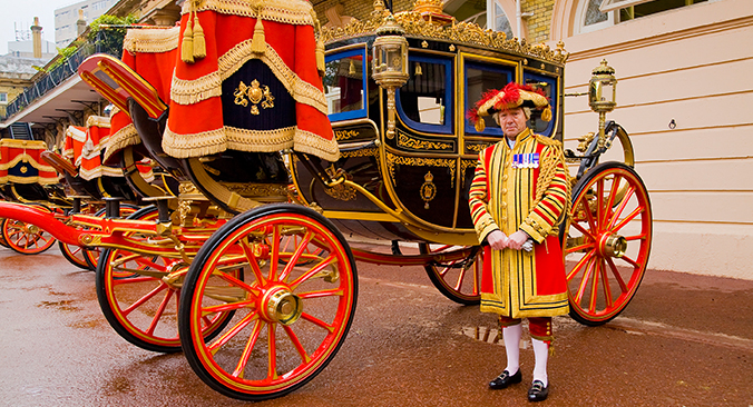 Royal Mews Tickets buchen