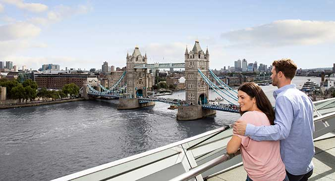 London Sightseeing Pass Tickets buchen
