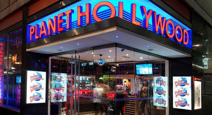 Planet Hollywood Tickets buchen