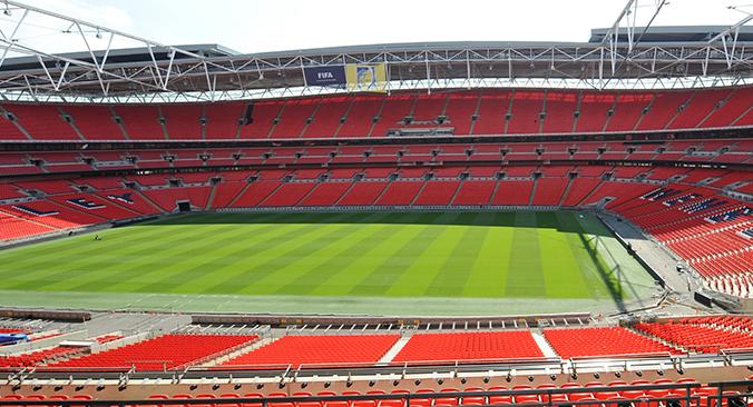 Spurs at Wembley Tickets buchen