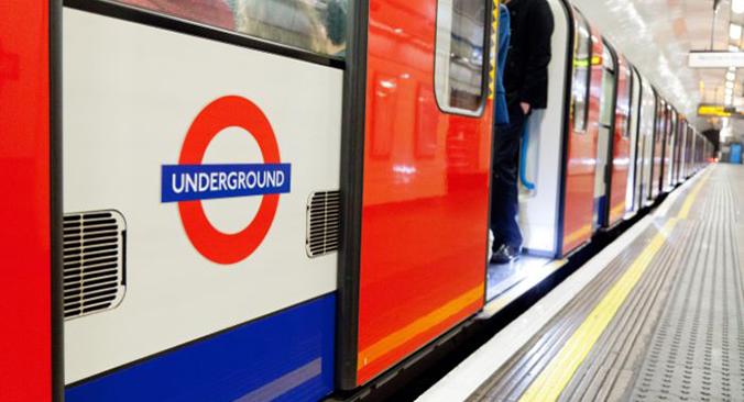 London Tube Ticket Tickets buchen