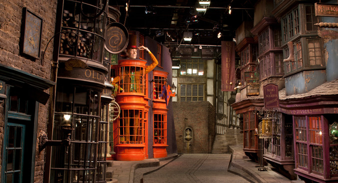 Warner Bros. Studios ab King´s Cross Tickets buchen