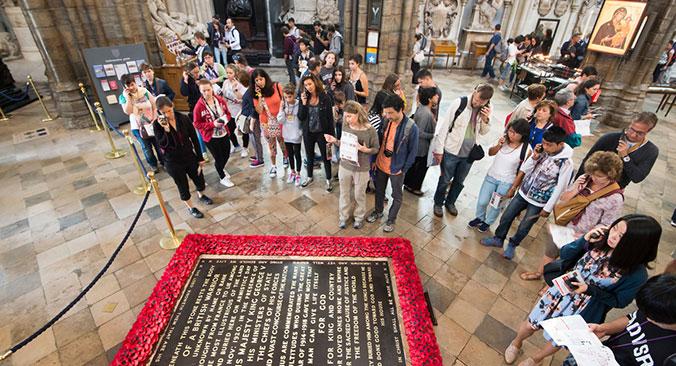 Westminster Abbey  Tickets buchen