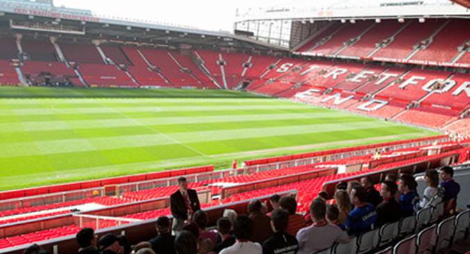 Manchester United Museum and Stadium Tour Tickets buchen