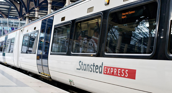 Stansted Express Tickets buchen