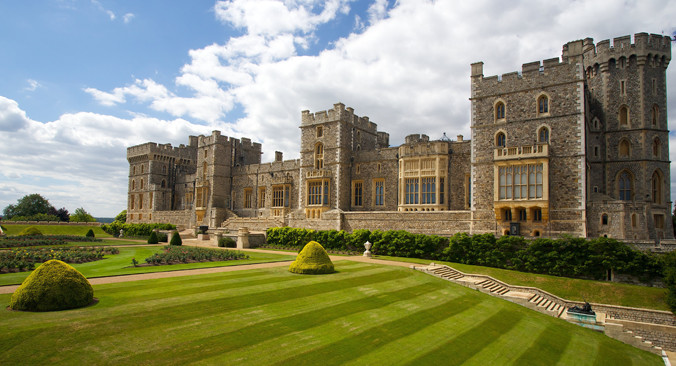 Windsor Castle Tickets buchen